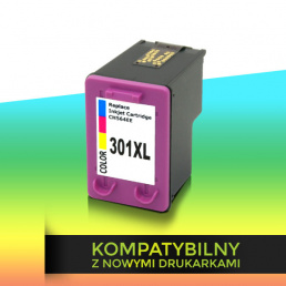 Tusz HP 301 XL KOLOR 21ml 24inks V1
